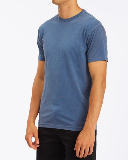 1 Essential Short Sleeve T-Shirt Blue ABYZT00759 Billabong