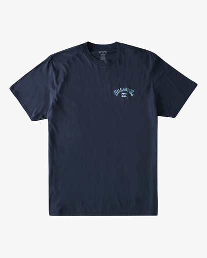 5 Arch Fill Short Sleeve T-Shirt Blue ABYZT00788 Billabong