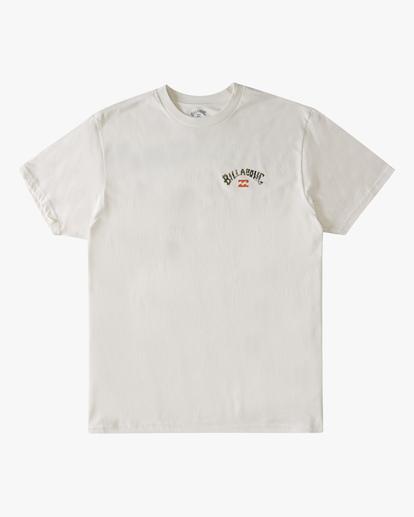 5 Arch Fill Short Sleeve T-Shirt White ABYZT00788 Billabong
