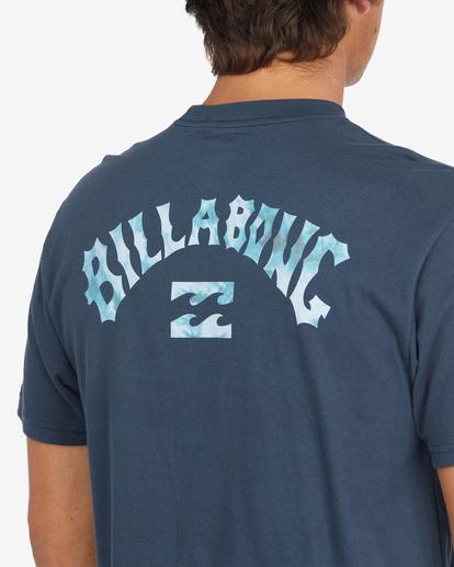 4 Arch Fill Short Sleeve T-Shirt Blue ABYZT00788 Billabong