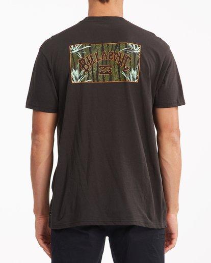 2 Arch Short Sleeve T-Shirt Black ABYZT00789 Billabong