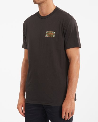 1 Arch Short Sleeve T-Shirt Black ABYZT00789 Billabong