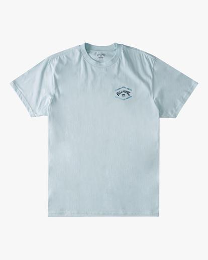 5 Entry Arch Short Sleeve T-Shirt Blue ABYZT00793 Billabong