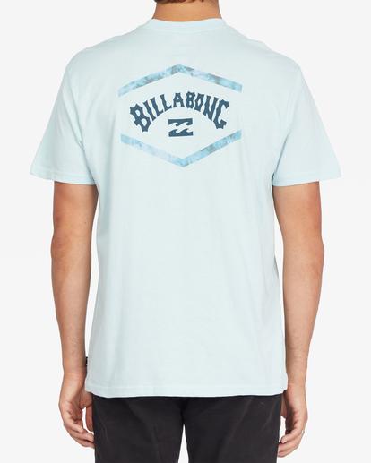 2 Entry Arch Short Sleeve T-Shirt Blue ABYZT00793 Billabong