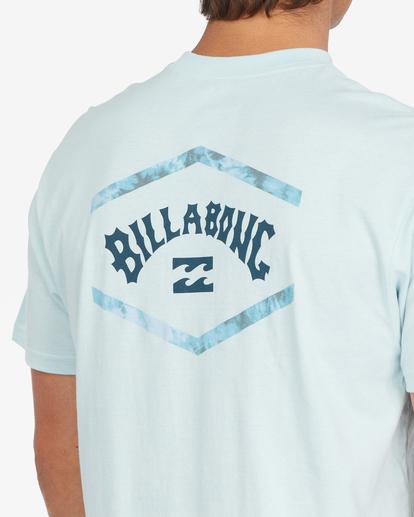 3 Entry Arch Short Sleeve T-Shirt Blue ABYZT00793 Billabong