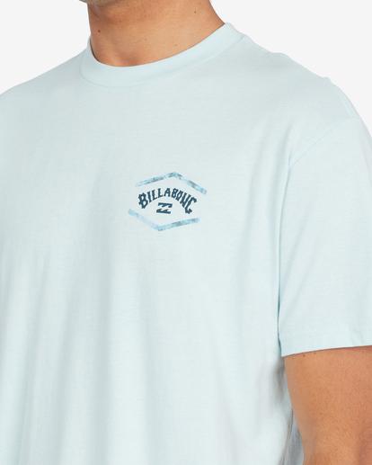 4 Entry Arch Short Sleeve T-Shirt Blue ABYZT00793 Billabong