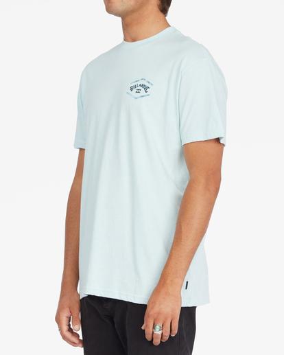 1 Entry Arch Short Sleeve T-Shirt Blue ABYZT00793 Billabong