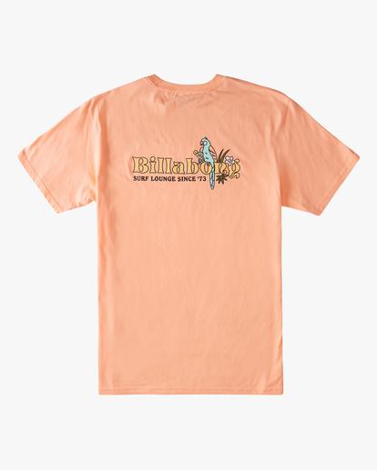 1 Surf Lounge Short Sleeve T-Shirt Black ABYZT00798 Billabong