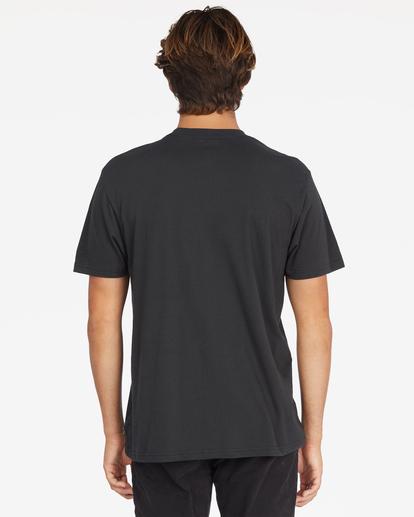 2 Sunshine Short Sleeve T-Shirt Black ABYZT00801 Billabong