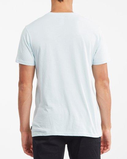2 Team Pocket T-Shirt Blue ABYZT00807 Billabong