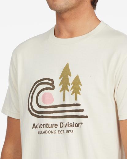 3 Park Lands Short Sleeve T-Shirt Multicolor ABYZT00841 Billabong