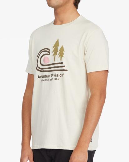 1 Park Lands Short Sleeve T-Shirt Multicolor ABYZT00841 Billabong