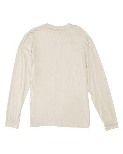 4 Wave Washed Long Sleeve T-Shirt Black ABYZT00948 Billabong