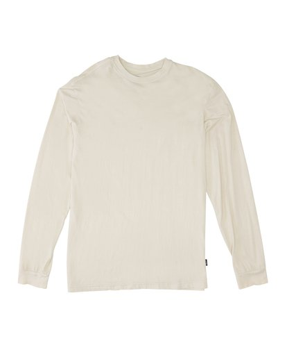 3 Wave Washed Long Sleeve T-Shirt Black ABYZT00948 Billabong