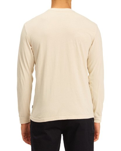 2 Wave Washed Long Sleeve T-Shirt Black ABYZT00948 Billabong