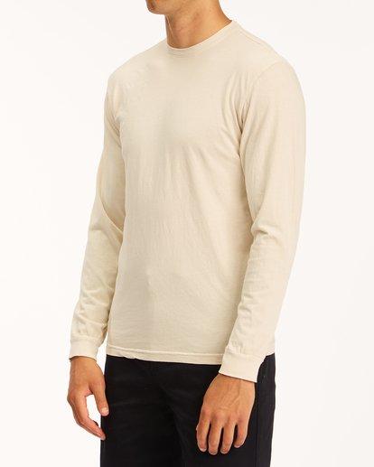 1 Wave Washed Long Sleeve T-Shirt Black ABYZT00948 Billabong