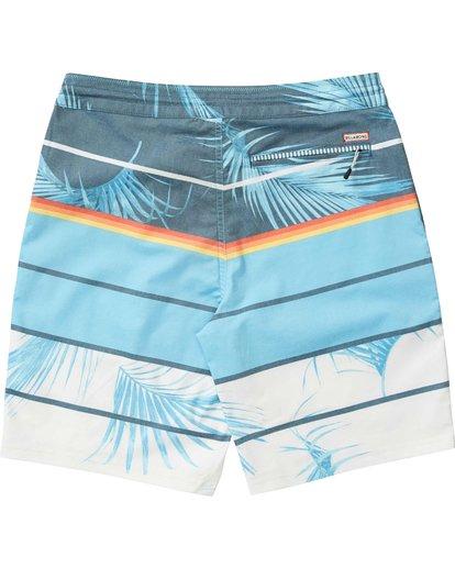 1 Boys' Spinner Lo Tides Print Boardshorts  B119JSLP Billabong
