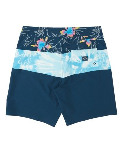 1 Boys' Tribong Pro Boardshorts Blue B1201BTB Billabong