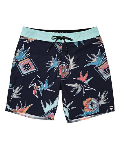 0 Boys' Sundays Pro Boardshorts Multicolor B123TBSU Billabong