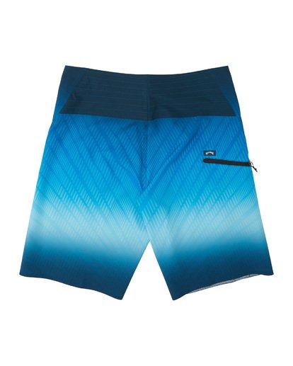 1 Boys' Fluid Pro Boardshorts Blue B1311BFP Billabong