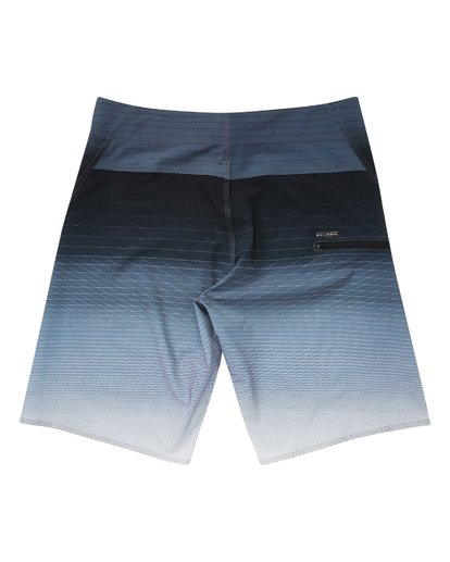 1 Boys' Fluid Pro Boardshorts Grey B131TBFL Billabong