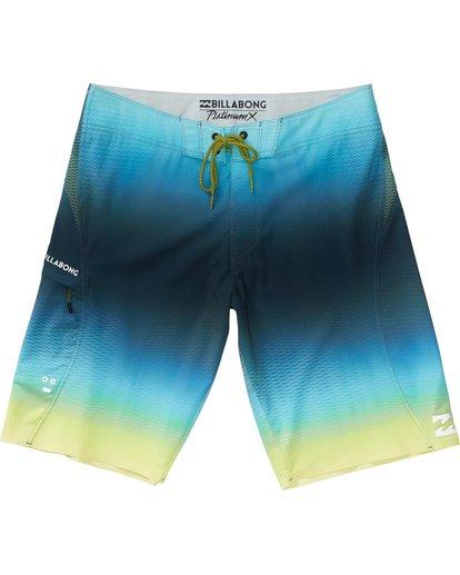 0 Boys' Fluid X Boardshorts  B132JFLX Billabong