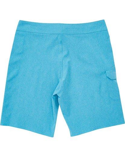 1 Boys' All Day Pro Boardshorts Blue B135TBAD Billabong