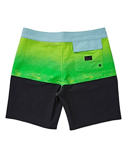 1 Boys' Fifty50 Fade Pro Boardshorts Green B136VBFF Billabong
