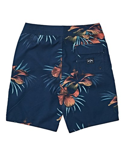 1 Boys' Sundays Originals Boardshorts Blue B1381BSO Billabong