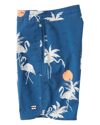 2 Boys' 73 Lo Tides  Boardshorts Blue B1392BSL Billabong