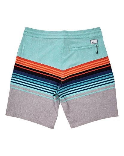 1 Boys' Spinner LT Boardshorts Grey B144TBSP Billabong