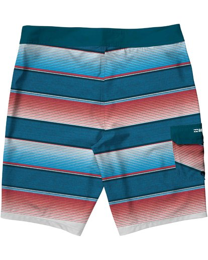 1 Boys' All Day OG Stripe Boardshorts  B160JASO Billabong