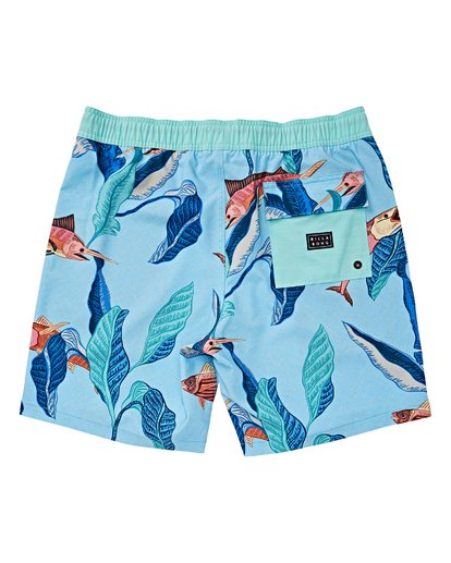 1 Boys' Sundays Layback Orange B180VBSU Billabong