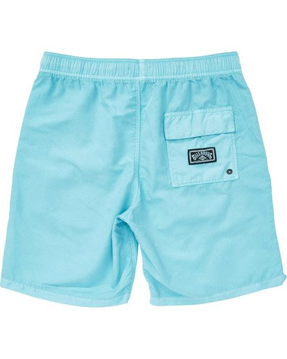 1 Boys' All Day Layback Boardshorts  B182TBAD Billabong