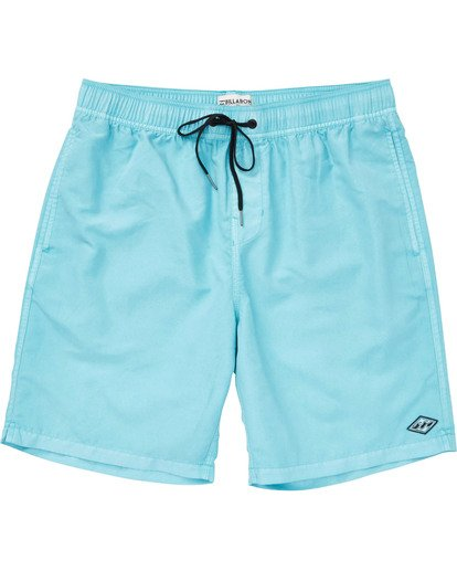 0 Boys' All Day Layback Boardshorts  B182TBAD Billabong