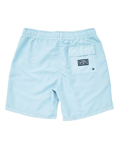 1 Boys' All Day Layback Brown B182VBAD Billabong