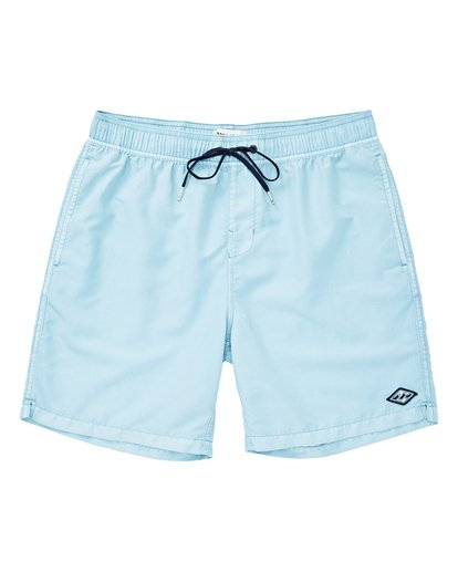 0 Boys' All Day Layback Blue B182VBAD Billabong