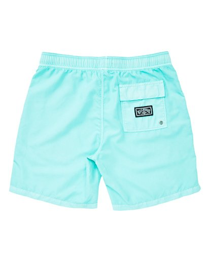 1 Boys' All Day Layback White B182VBAD Billabong