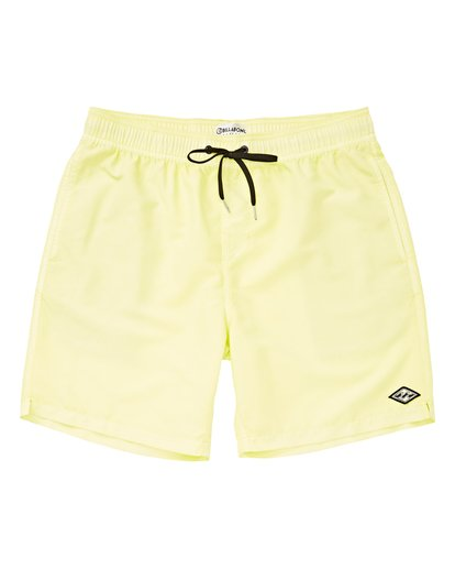 0 Boys' All Day Layback Orange B182VBAD Billabong
