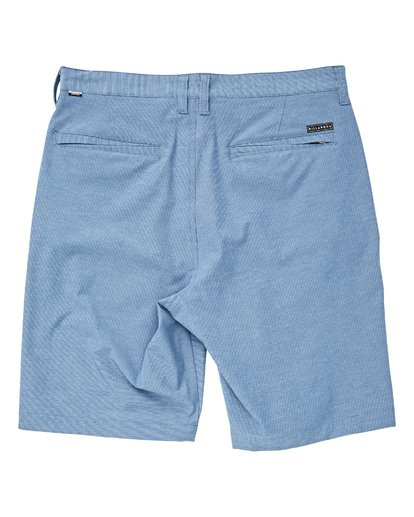 1 Boys' Crossfire X Shorts Blue B201TBCX Billabong