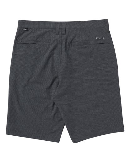 1 Boys' Crossfire X Shorts Black B201VBCX Billabong