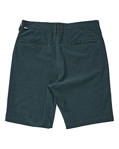 1 Boys' Crossfire X Shorts Green B201VBCX Billabong