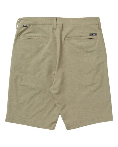 1 Boys' Crossfire X Shorts Beige B201VBCX Billabong