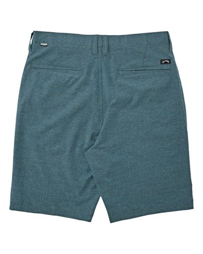 1 Boys' Crossfire Submersible Walkshort Black B2021BCX Billabong