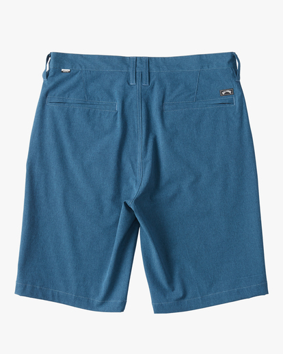 "1 Boys' Crossfire Submersible Short 18"" Grey B2021BCX Billabong"