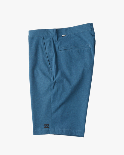 "2 Boys' Crossfire Submersible Short 18"" Grey B2021BCX Billabong"