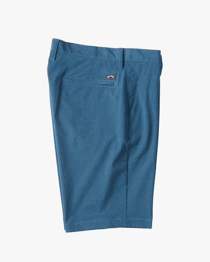 "3 Boys' Crossfire Submersible Short 18"" Grey B2021BCX Billabong"