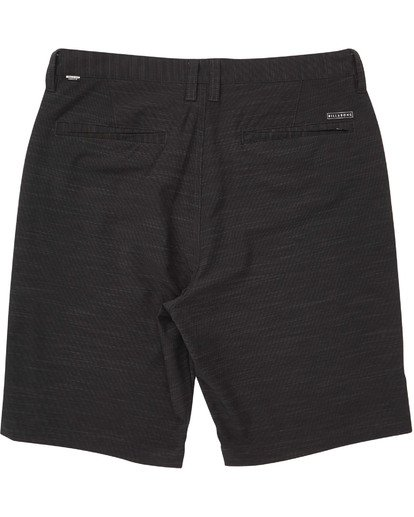 1 Boys' Crossfire X Slub Hybrid Shorts  B202TBCS Billabong