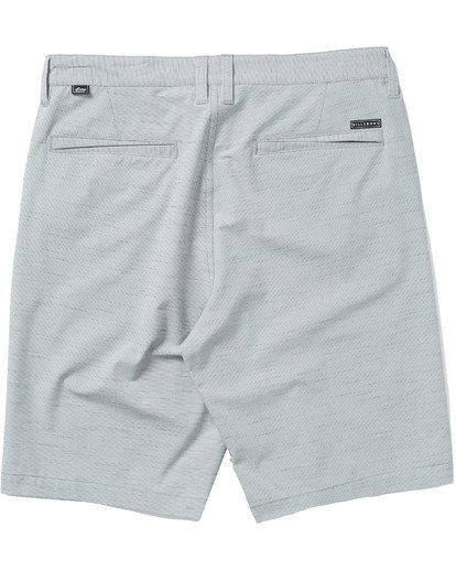 1 Boys' Crossfire X Slub Hybrid Shorts Grey B202TBCS Billabong