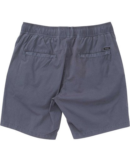 1 Boys' Larry Layback Walkshorts White B239TBLL Billabong